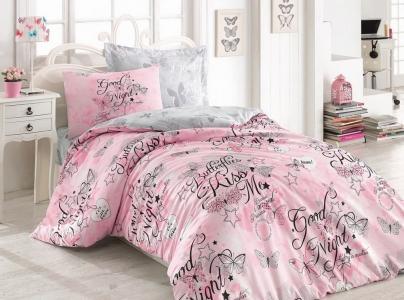 Подростковое постельное бельё ТМ Cotton Box ранфорс Feeling