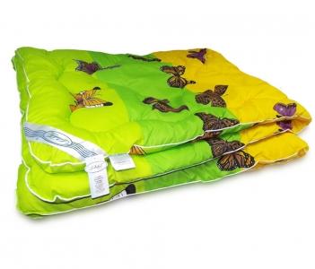 Одеяло стандарт ТМ Leleka-Textile Эконом-стандарт радуга