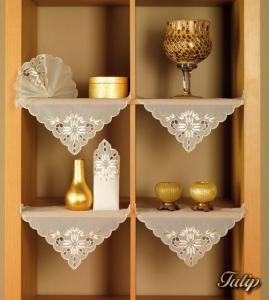 Набор салфеток для дома 6 шт ТМ Arya Kayaoglu Tulip