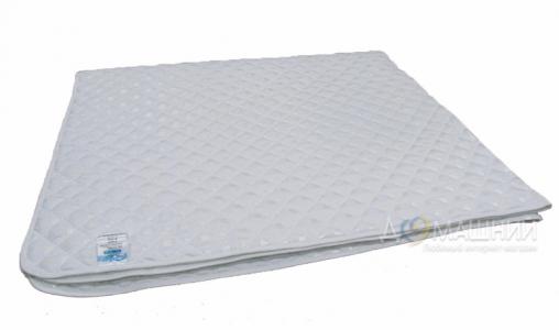 Одеяло-покрывало ТМ Leleka-Textile белое