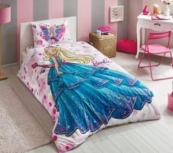 Подростковый постельный комплект ТМ TAС Barbie Dream