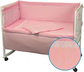 Детский постельный комплект ТМ Руно Карапузик розовый