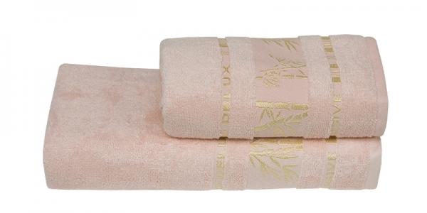 Полотенце ТМ Gursan Bamboo сомон