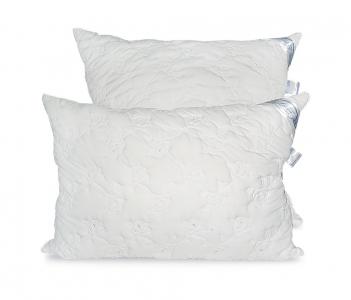 Подушка ТМ Leleka-Textile Экстра стёганная белая