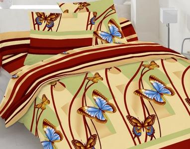 Постельное белье ТМ Novita бязь 40-0528 brown