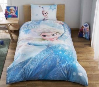 Подростковый постельный комплект ТМ TAС Frozen Glitter