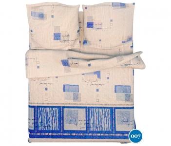 Постельное бельё ТМ Leleka-Textile ранфорс 007 евро-размер