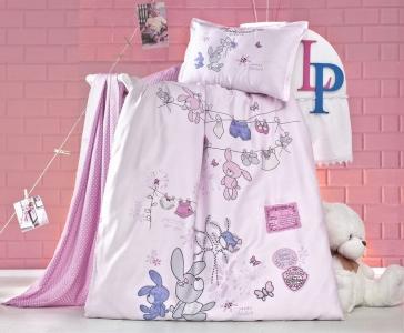Детский постельный комплект ТМ Luoca Patisca Little