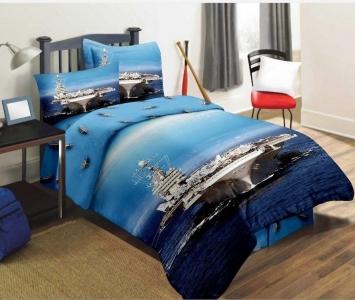 Подростковое постельное белье ТМ Valtery сатин DS-09