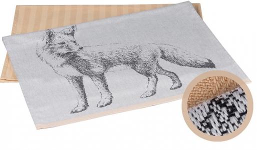 Набор полотенец кухонных 2 шт ТМ Hobby Fox 50х70