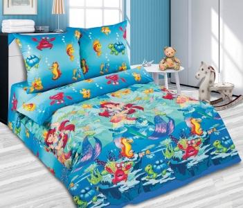 Подростковый постельный комплект ТМ ТOP Dreams Морская сказка