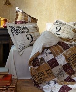 Постельное бельё ТМ Karaca Home Cool евро-размер