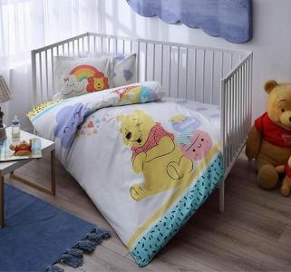 Детский постельный комплект ТМ TAС Winnie Hunny Baby