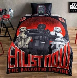 Подростковый постельный комплект ТМ TAС Star Wars Glow
