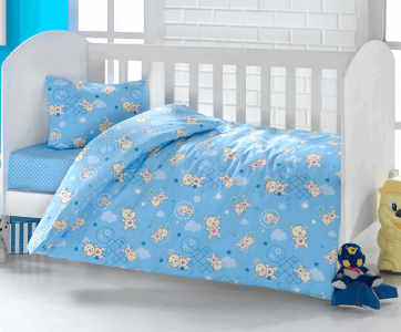 Детский постельный комплект ТМ TAС Brielle 503 Blue