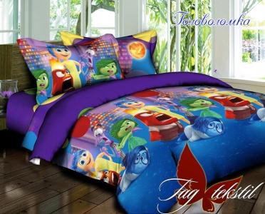 Подростковый постельный комплект ТМ TAG Головоломка