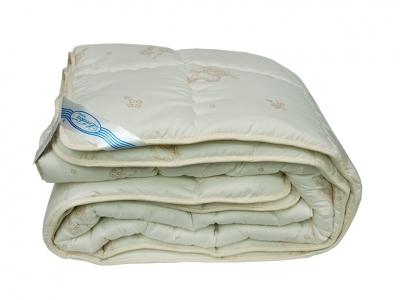 Одеяло зимнее ТМ Leleka-Textile Аляска белое