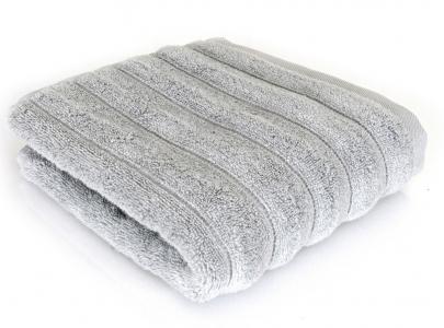 Полотенце махровое ТМ Irya Waves Grey 50х90