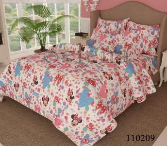 Подростковое постельное белье ТМ Selena бязь 110209 Минни Маус 2