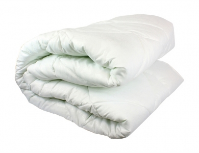 Одеяло зимнее ТМ LightHouse Soft Line white