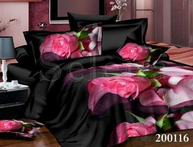 Постельное белье ТМ Selena ранфорс Гламур 200116