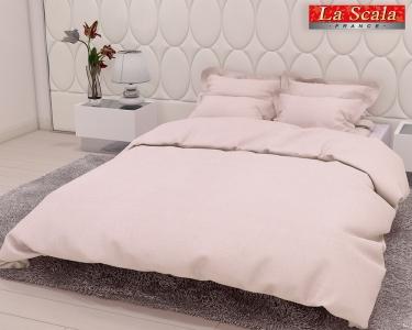 Льняное постельное белье ТМ La Scala L-06