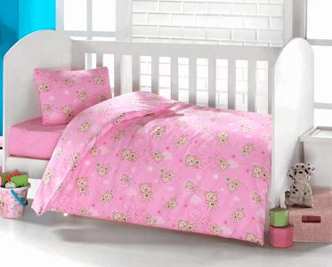 Детский постельный комплект ТМ TAС Brielle 503 Pink