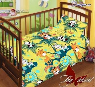 Детский постельный комплект ТМ TAG Джунгли