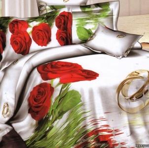Постельное бельё ТМ Love You Свадьба полуторное