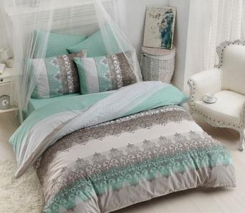 Постельное белье ТМ LightHouse ранфорс Mint