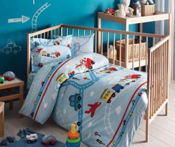 Детский постельный комплект ТМ TAС Traffic