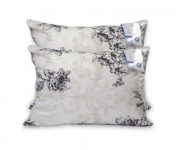 Подушка ТМ Leleka-Textile Экстра серого цвета