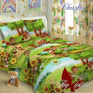 Подростковый постельный комплект ТМ TAG Сказка