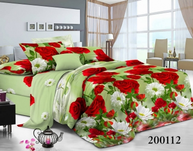 Постельное белье ТМ Selena ранфорс Анфиса 200112