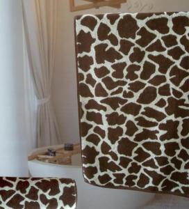 Полотенце махровое ТМ Terry Lux Африка 50х90