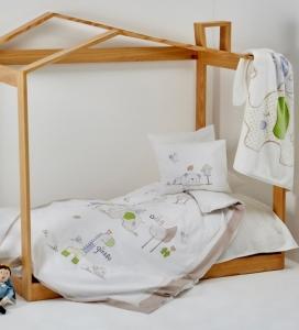 Постельное бельё ТМ Karaca Home детский Happy Days