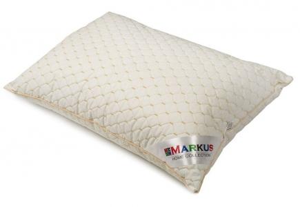 Подушка со стёганым чехлом ТМ Markus De Lux