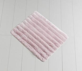 Коврик прорезиненный для ванной ТМ Chilai Home Soft Pink