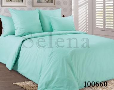 Постельное белье ТМ Selena бязь Ментоловый 100660