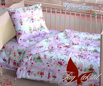 Детский постельный комплект ТМ TAG Стрекоза