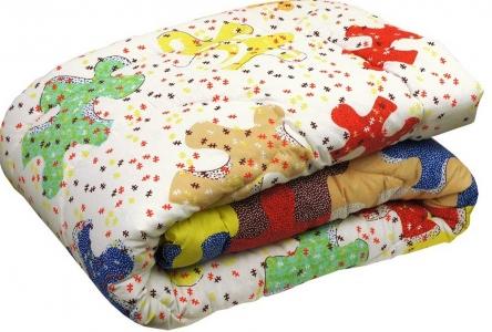 Одеяло зимнее ТМ Руно силиконовое Пазлы 140х205