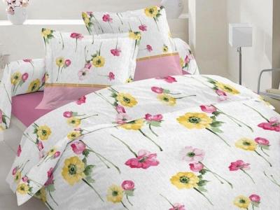 Постельное белье ТМ Novita бязь 20-0325 pink