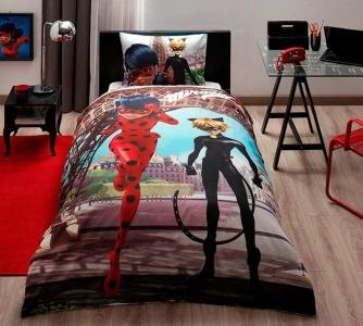 Подростковый постельный комплект ТМ TAС Miraculous