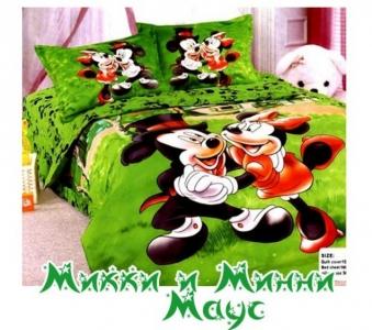 Подростковый постельный комплект ТМ Love You Дисней td 005