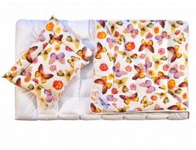 Комплект зимний одеяло+подушка ТМ Billerbeck Беби