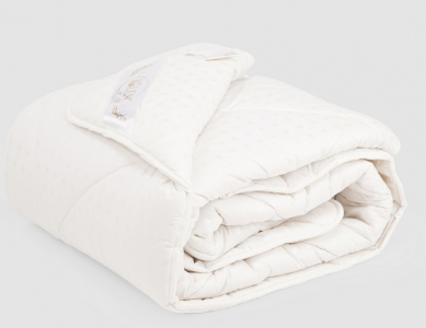 Одеяло демисезонное шерстяное ТМ Iglen Тик