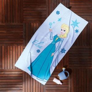 Полотенце пляжное ТМ TAC Frozen Elsa 75х150