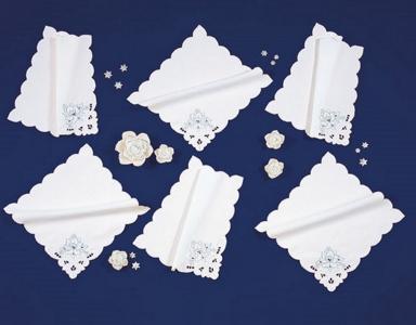 Набор салфеток для дома 6 шт ТМ Arya Kayaoglu Rose