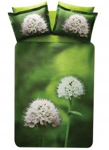 Постельное белье сатин-digital ТМ TAC Jade евро-размер