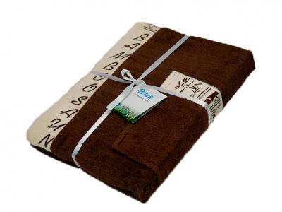 Набор ТМ Petek La Bella для сауны мужской 3-х предметный бамбуковый